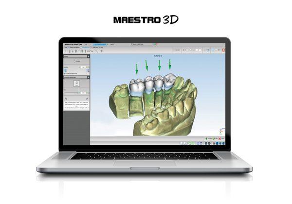 Maestro3D Dental Studio Light