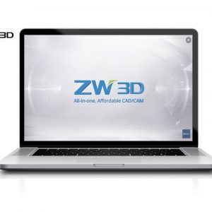 ZWSOFT ZW3D - software CAD industriale