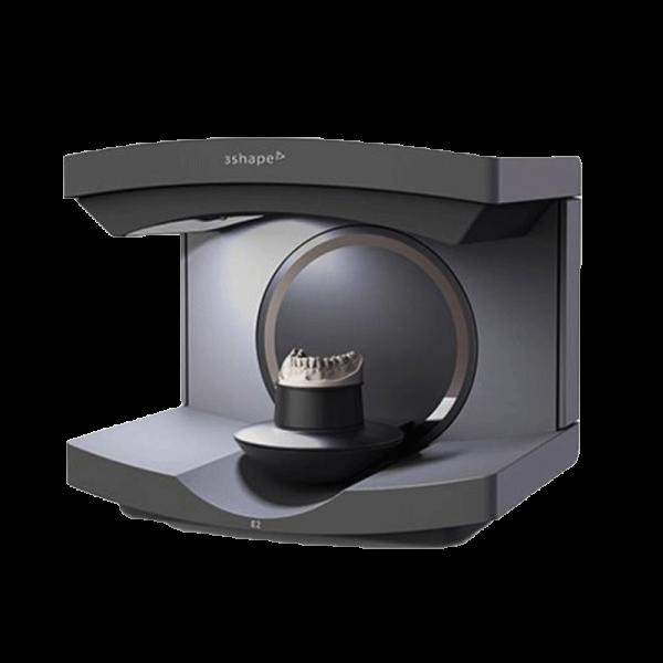 3Shape E2 – dental scanner 3D