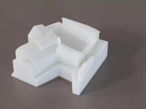 Riproduzione 3D Amatrice
