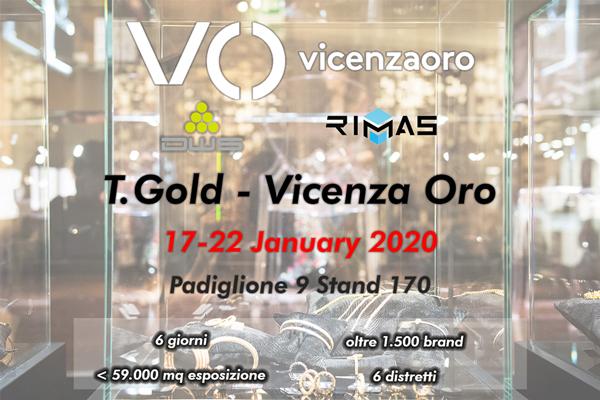 Vicenza Oro 2020 - T-Gold_stampanti 3D